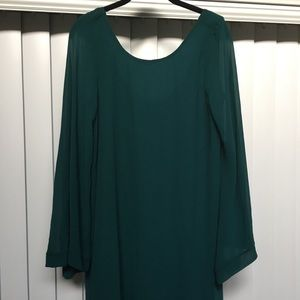 Show Me Your MuMu Dresses - NWT Bombshell Dress Emerald